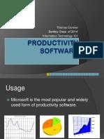 productivity software presentation