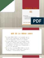 OHSAS 18001- DIAPOS