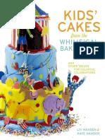 Banana Bear Pancake Recipe from Kids' Cakes from the Whimsical Bakehouse by Kaye Hansen and Liv Hansen