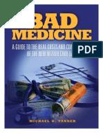 Obamacare - Bad Medicine - CATO White Paper No 29