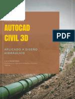 Curso CIVIL 3D-HIDRÁULICA