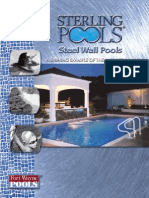 The Sterling Pool Brochure