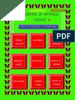 Povestiri și nuvele citite 1