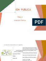 TEMA 04 GP Inversion Publica