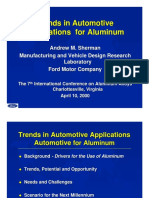 Trends in Automotive