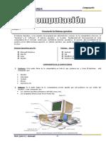 COMPUTACIÓN - T1 SISTEMA OPERATIVO 6º P.