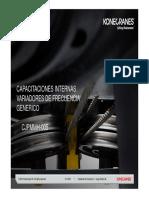 Capacitaciones internas VDF