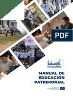 Manual Patrimonio Cultural