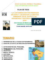 EXPOCISION - PLAN TESIS - DOCTORADO - UNFV