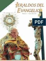 La Iglesia vive de la Eucaristía
