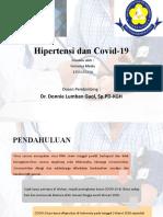 Hipertensi dan Covid-19 - veronica meidy(17-234).pptx