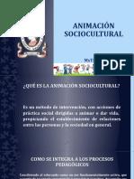 ANIMACIÓN SOCIOCULTURAL 2020