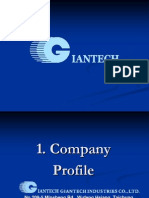 Giantech - Company Profile