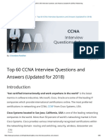 Top 60 CCNA Interview Questions and Answers (Updated for 2018) _ Networking