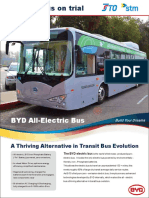 BYD All-Electric Bus