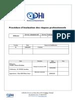 #Procedure évaluation des risques SSE
