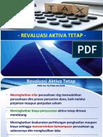 AKP 07 Revaluasi Aktiva Tetap