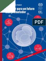 El Futuro del Trabajo - Organización Internacional del Trabajo (OIT)