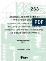 263 Controlled Closing of HVAC Circuit Breaker