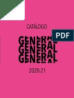 2020-2021 Catalogo General_Sin Precios