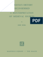 Imre Boba - Moravia History Reconsidered 1971