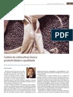 Cadeia produtiva da cafeicultura