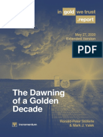 In Gold We Trust Report 2020 Extended Version English