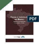 Livro Cacau e Chocolate