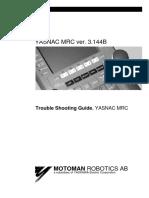 Motoman MRC Troubleshooting