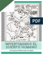 El Cuerpo Humano - Secuencia Didáctica