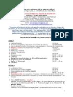 LA ROSA DE LA PUREZA 5 mayo-2014-programa-y-mensajes