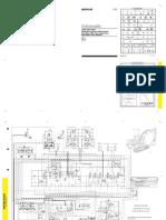 Diagrama hidraulico de 322C