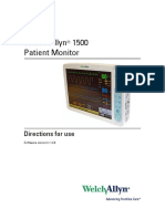 Welch-Allyn-1500-Patient-Monitor-Software-version-1.4.X_User-Manual