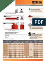 LHP Hand Pumps - Pg2