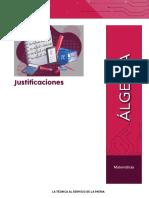 Justificaciones_CG_M_Algebra