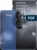Neuropsychiatry _phd