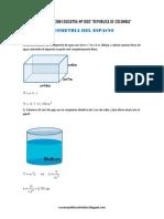 Matematica4 Semana 8 Guia de Estudio Geometria Del Espacio Ccesa007
