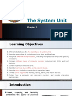 Chapter 2 - The System Unit