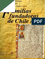 Familias Fundadoras de Chile