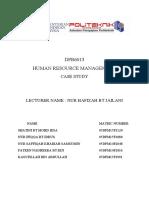 Case Study HR 1