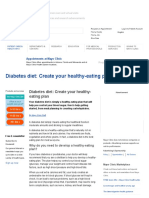 Diabetes diet_ Create your healthy-eating plan - Mayo Clinic