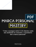 Marca Personal Mastery