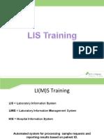 Service LIS2-A