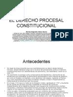 D° PROCESAL_CONSTITUCIONAL