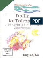 Dalila la Taimada y su torre de mentiras - Montes Graciela.pdf