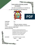 DERECHO MIERO