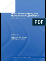 Cass Series - Naval Policy - 43 - Naval Peacekeeping and Humanitarian Operations Stability from the Sea