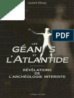 Laurent Glauzy Les geants de tlAtlantide.epub