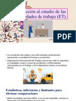 Introducción al estudio de las enfermedades de trabajo