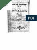 Monadologie - Eclaircissements
